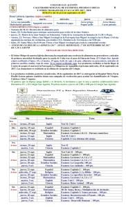 06 Calendarizacion de Evaluaciones y Trabajos 1ro. a 6to.