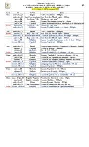 25 Calendarizacion de Evaluaciones y Trabajos semana del 21 al 25 de enero 2019_002